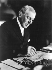 woodrow wilson essay on public administration